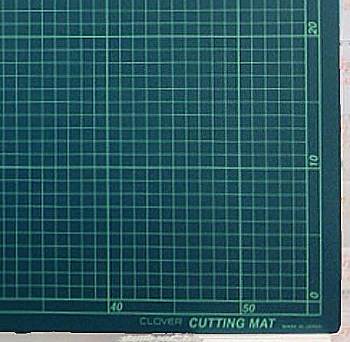 カッティングマット 60×45