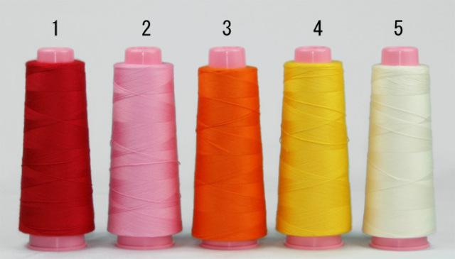 綿ミシン糸30番/600m巻