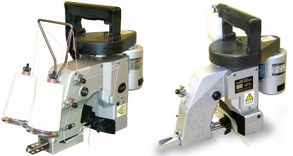 袋口縫いミシン(ニューロング工業)